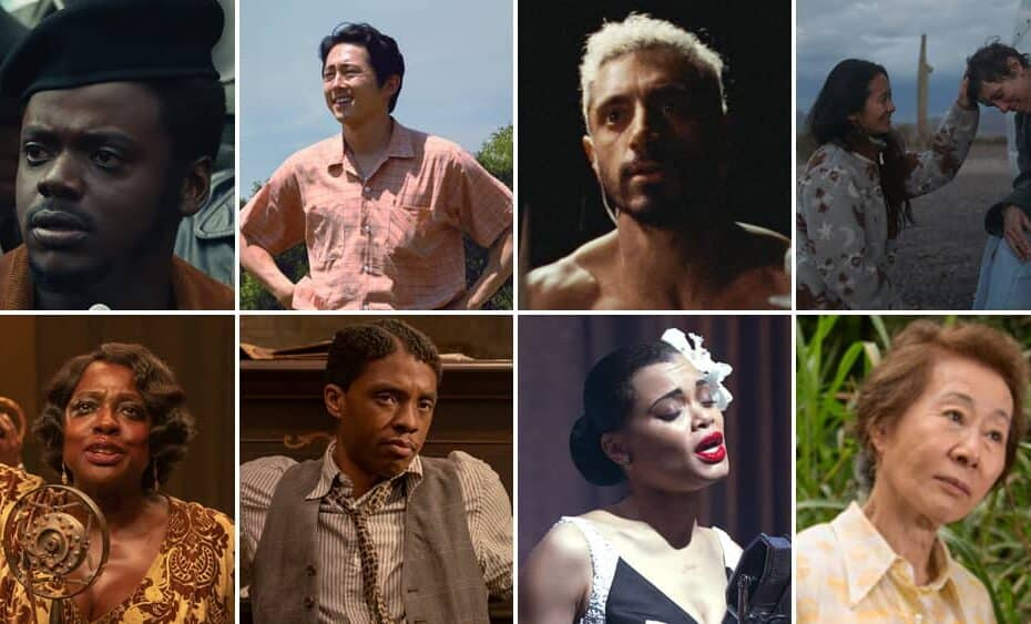 The Diverse of the Oscars Nominee